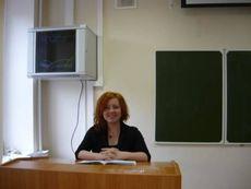 Лазарева Анастасия Леонидовна
